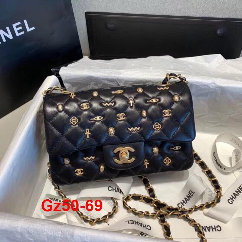 Gz50-69 Chanel túi size 20cm, 25cm siêu cấp