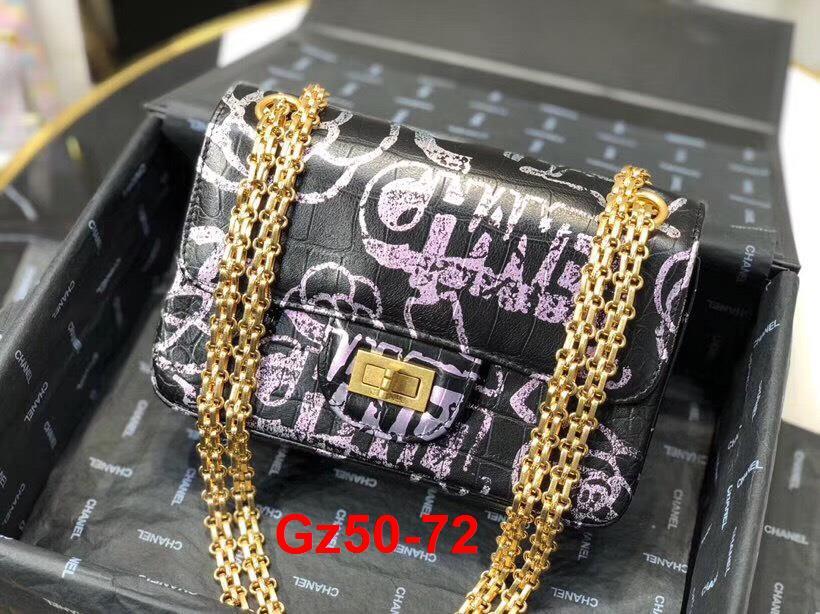 Gz50-72 Chanel túi size 20cm, 25cm siêu cấp