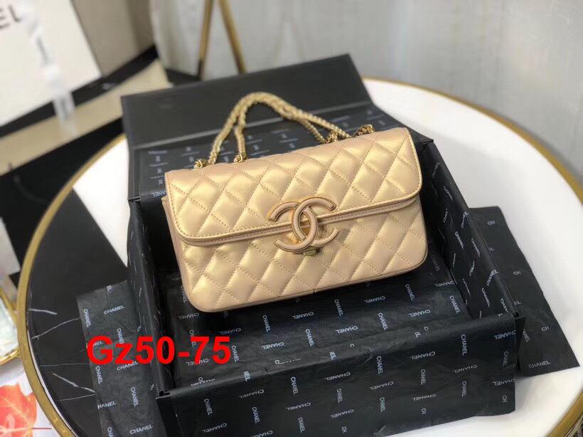 Gz50-75 Chanel túi size 22cm siêu cấp