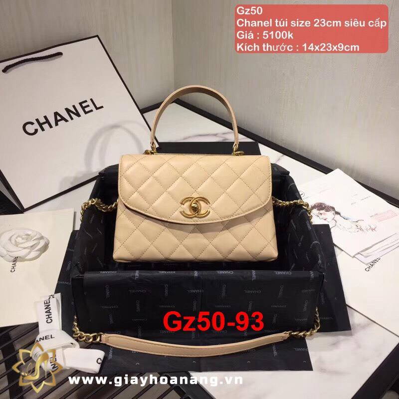 Gz50-93 Chanel túi size 23cm siêu cấp