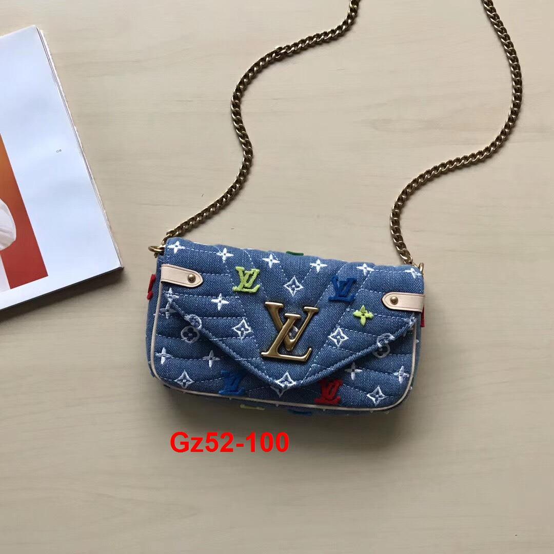 Gz52-100 Louis Vuitton túi size 18cm siêu cấp