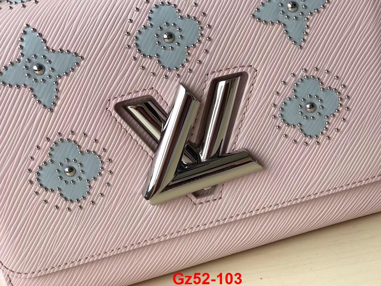 Gz52-103 Louis Vuitton túi size 23cm siêu cấp