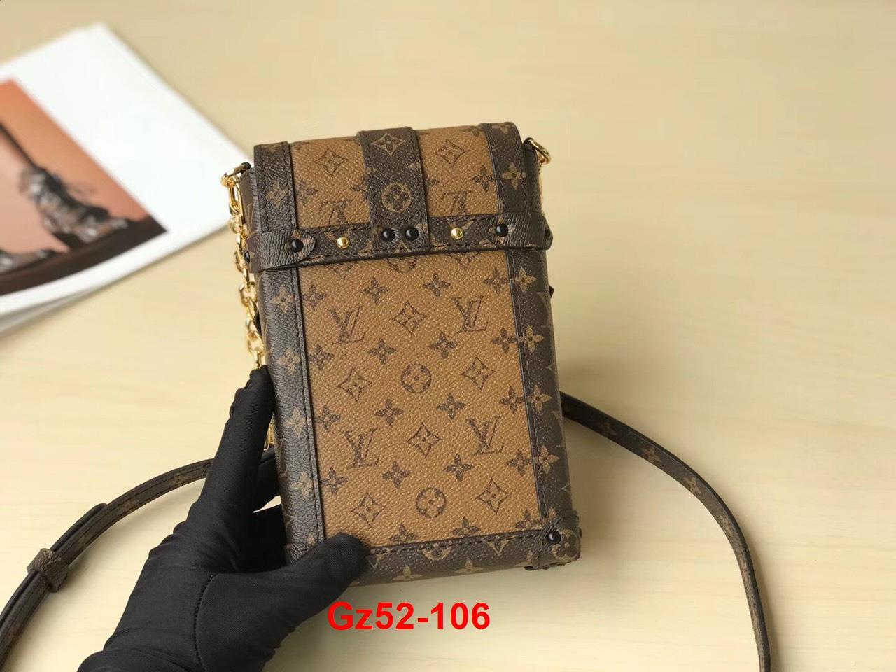 Gz52-106 Louis Vuitton túi size 20cm siêu cấp