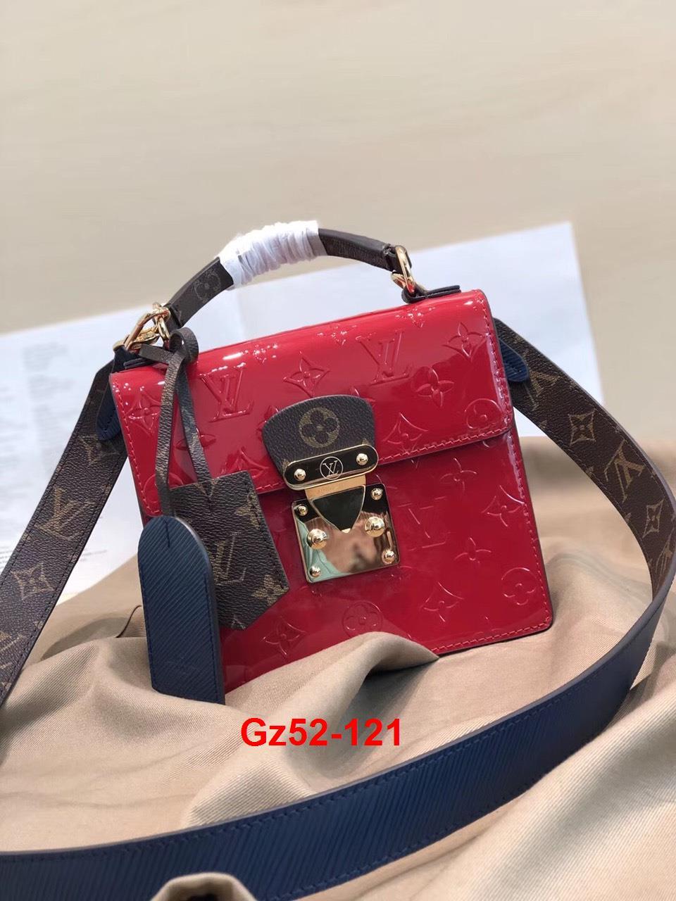 Gz52-121 Louis Vuitton túi size 17cm siêu cấp