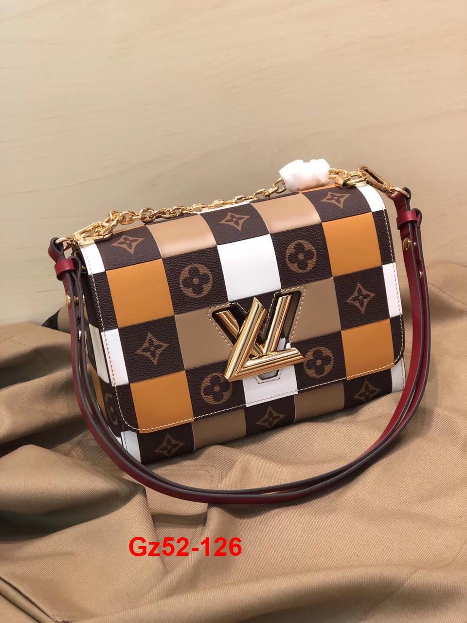 Gz52-126 Louis Vuitton túi size 23cm siêu cấp