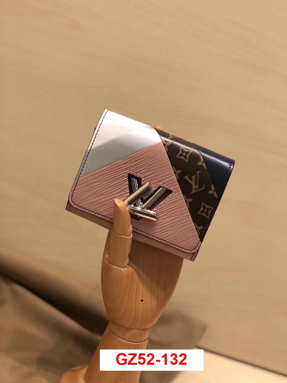 GZ52-132 Louis Vuitton túi ví size 12cm siêu cấp