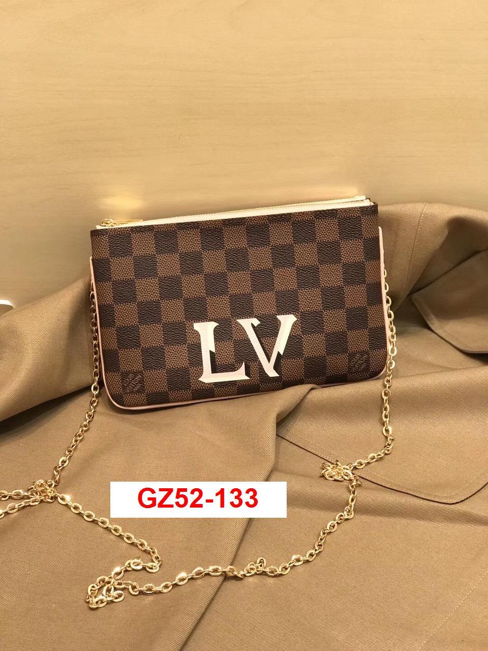 GZ52-133 Louis Vuitton túi size 20cm siêu cấp