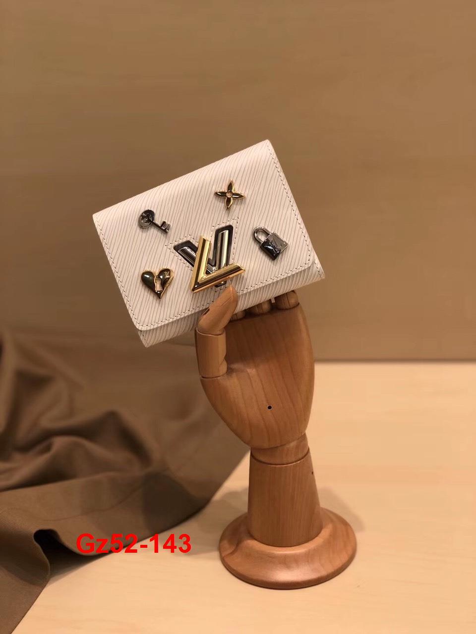Gz52-143 Louis Vuitton túi ví size 12cm siêu cấp