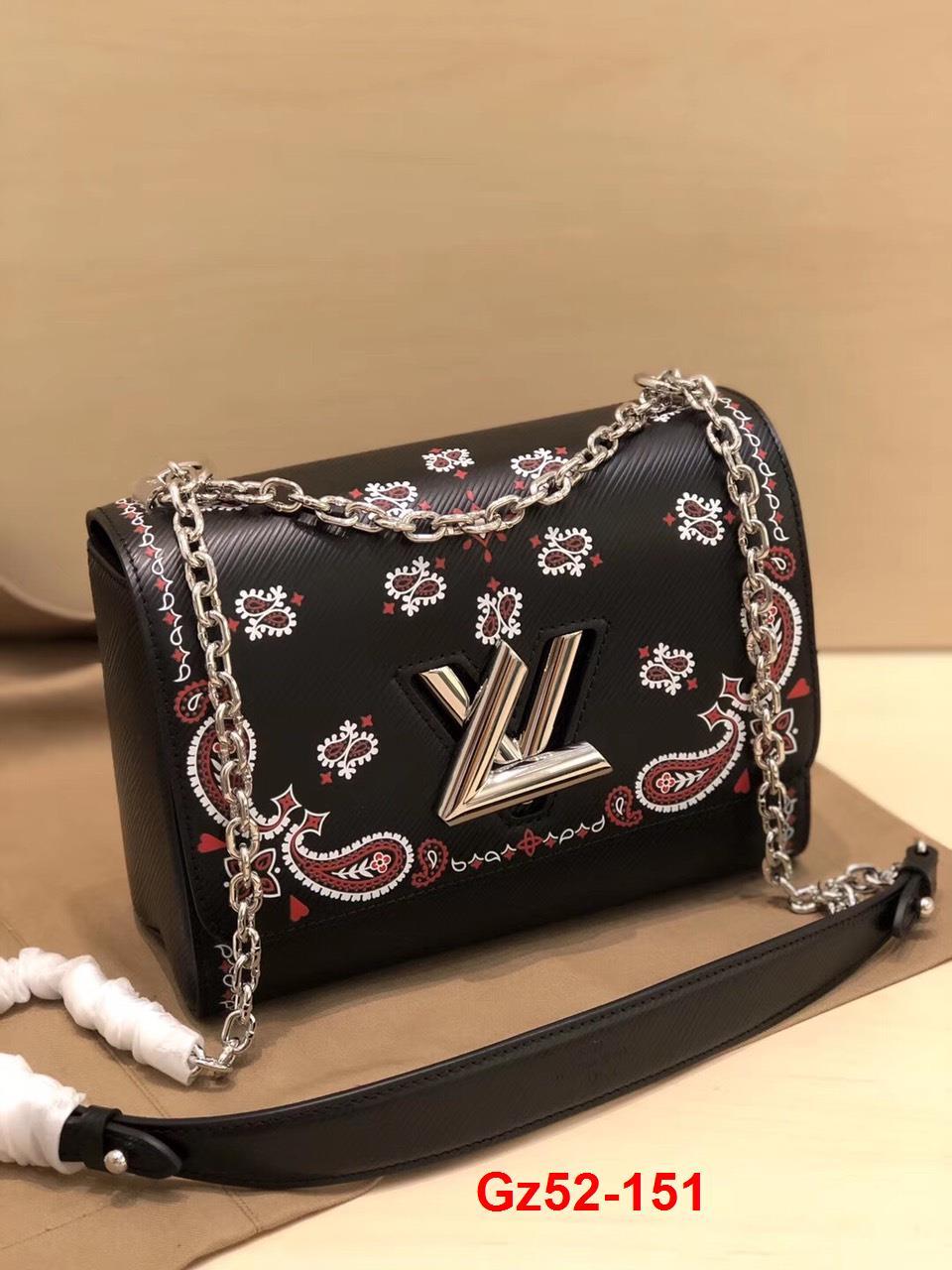 Gz52-151 Louis Vuitton túi size 23cm siêu cấp