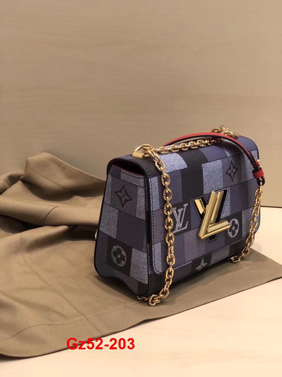 Gz52-203 Louis Vuitton túi size 23cm siêu cấp