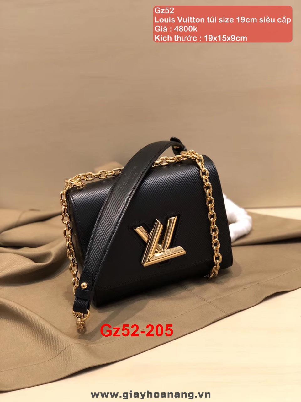 Gz52-205 Louis Vuitton túi size 19cm siêu cấp