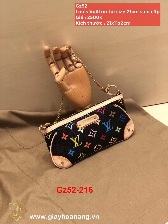 Gz52-216 Louis Vuitton túi size 21cm siêu cấp