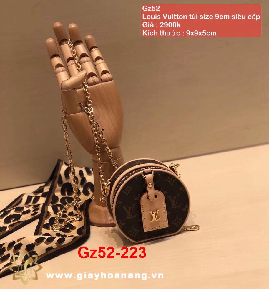 Gz52-223 Louis Vuitton túi size 9cm siêu cấp