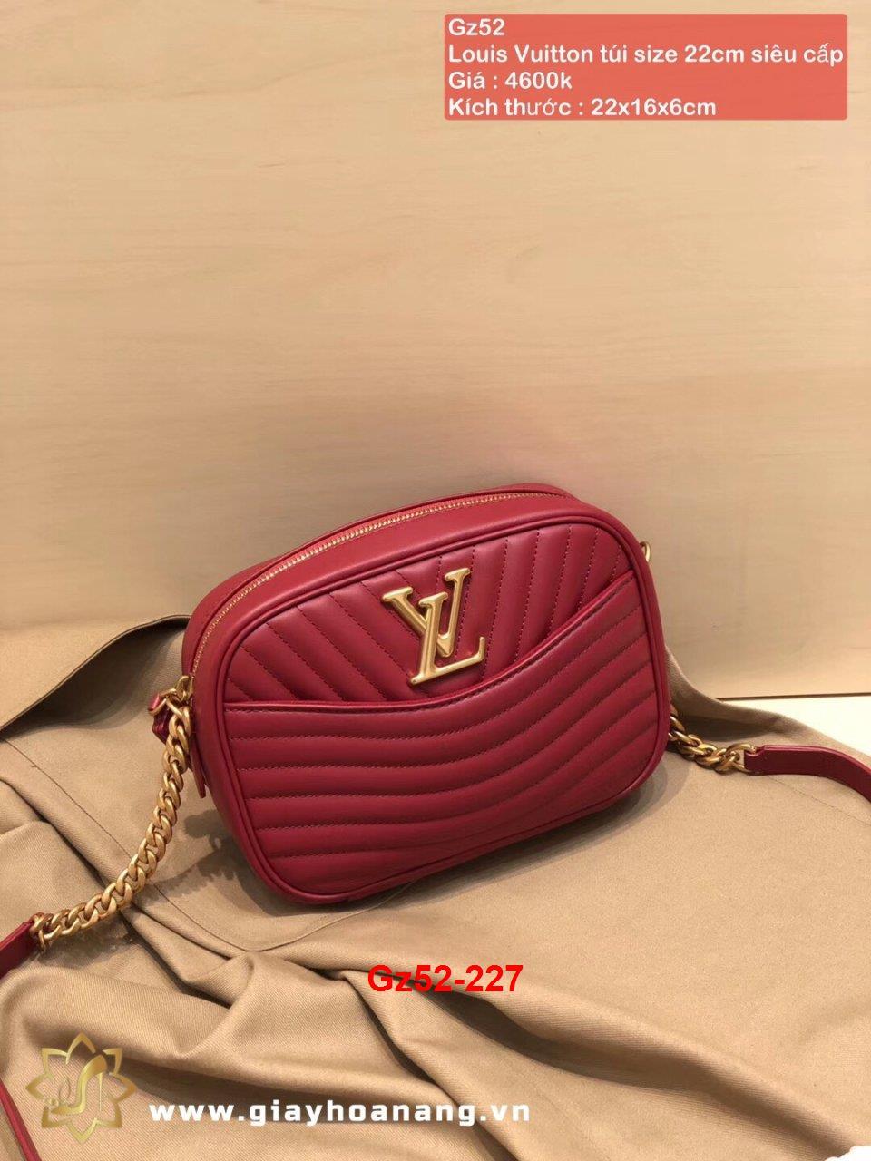 Gz52-227 Louis Vuitton túi size 22cm siêu cấp