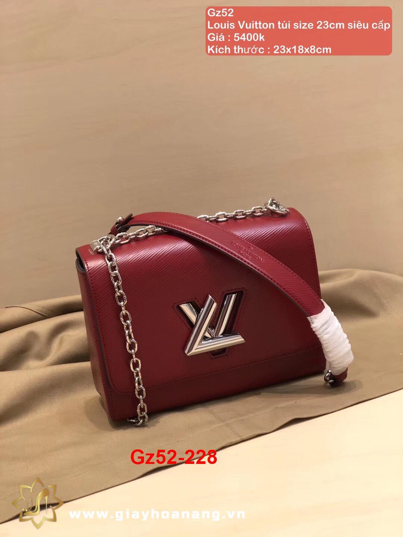 Gz52-228 Louis Vuitton túi size 23cm siêu cấp