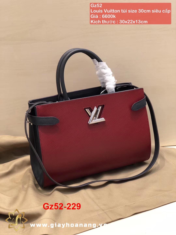 Gz52-229 Louis Vuitton túi size 30cm siêu cấp
