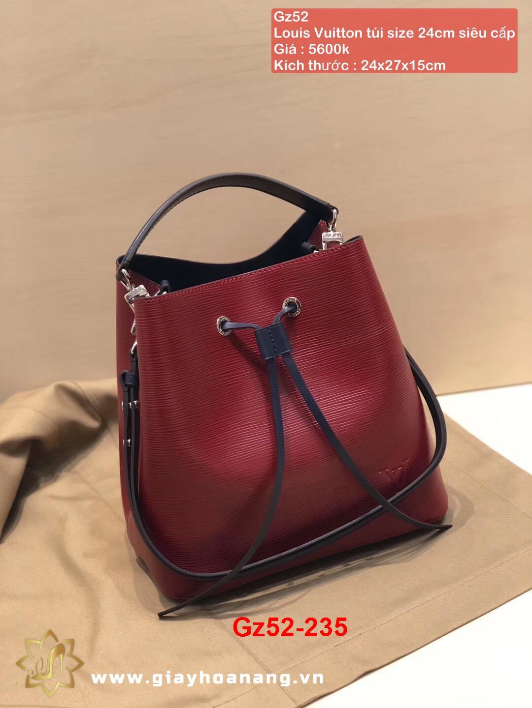 Gz52-235 Louis Vuitton túi size 24cm siêu cấp