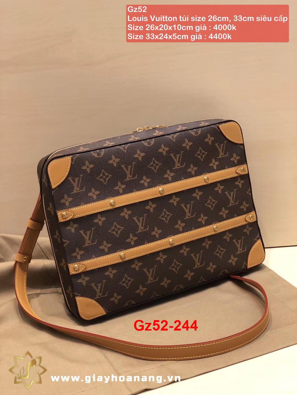 Gz52-244 Louis Vuitton túi size 26cm, 33cm siêu cấp