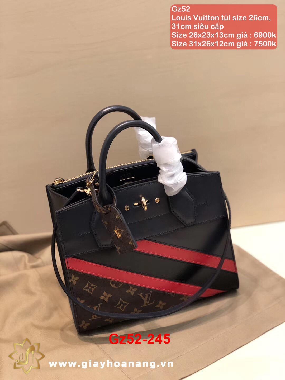 Gz52-245 Louis Vuitton túi size 26cm, 31cm siêu cấp