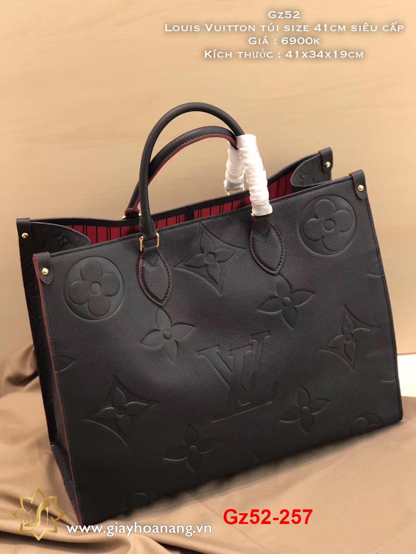 Gz52-257 Louis Vuitton túi size 41cm siêu cấp
