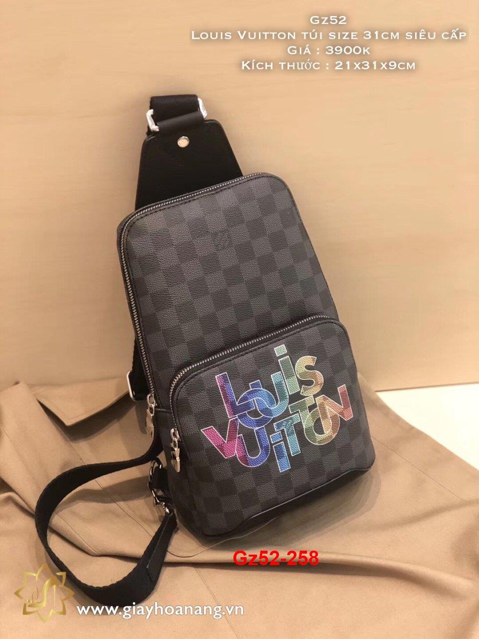 Gz52-258 Louis Vuitton túi size 31cm siêu cấp