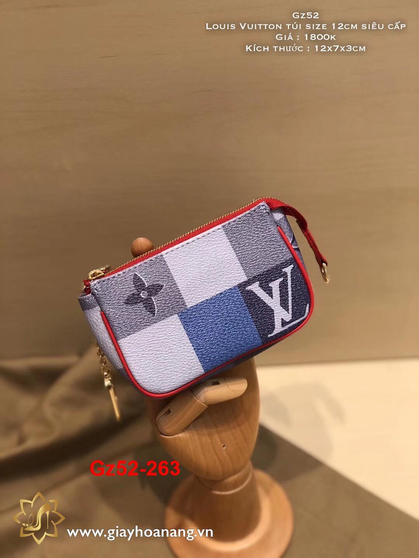 Gz52-263 Louis Vuitton túi size 12cm siêu cấp