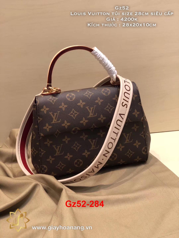 Gz52-284 Louis Vuitton túi size 28cm siêu cấp
