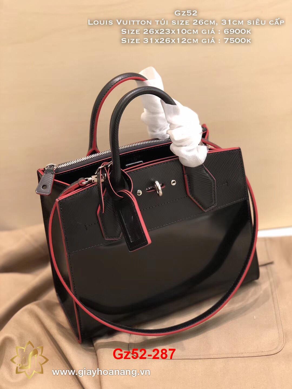 Gz52-287 Louis Vuitton túi size 26cm, 31cm siêu cấp