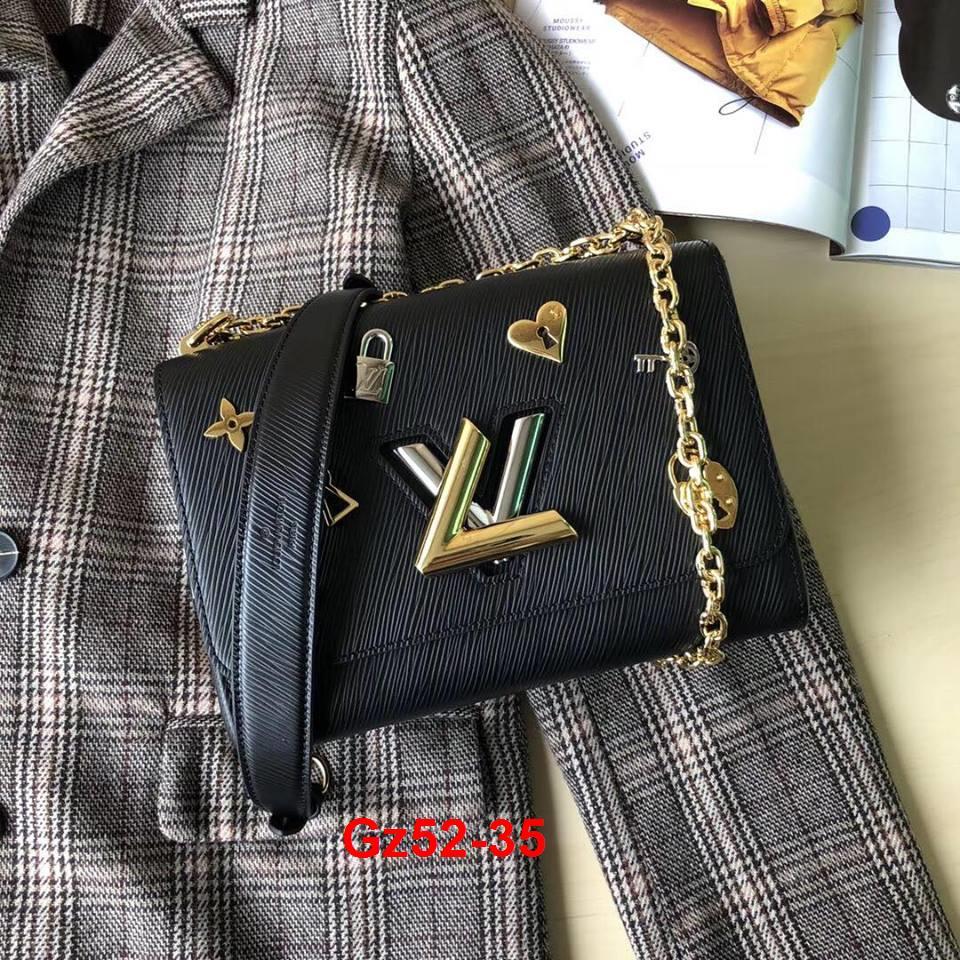 Gz52-35 Louis Vuitton túi size 23cm siêu cấp