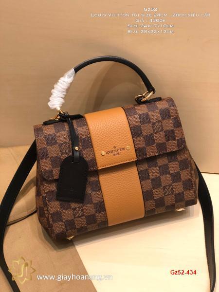 Gz52-434 Louis Vuitton túi size 24cm , 28cm siêu cấp