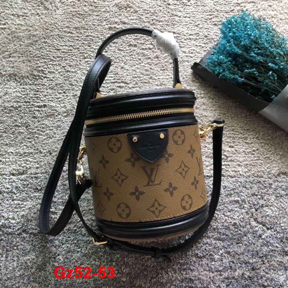 Gz52-53 Louis Vuitton túi size 16cm siêu cấp