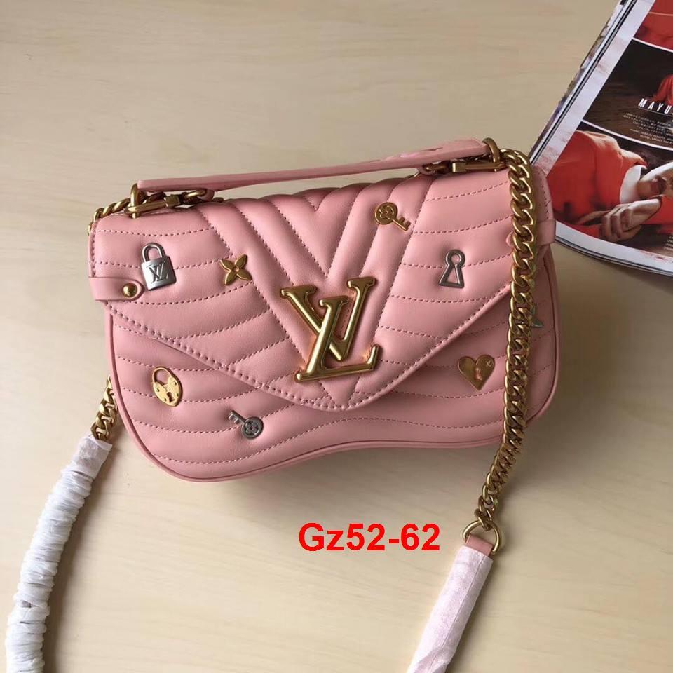 Gz52-62 Louis Vuitton túi size 21cm, 25cm siêu cấp