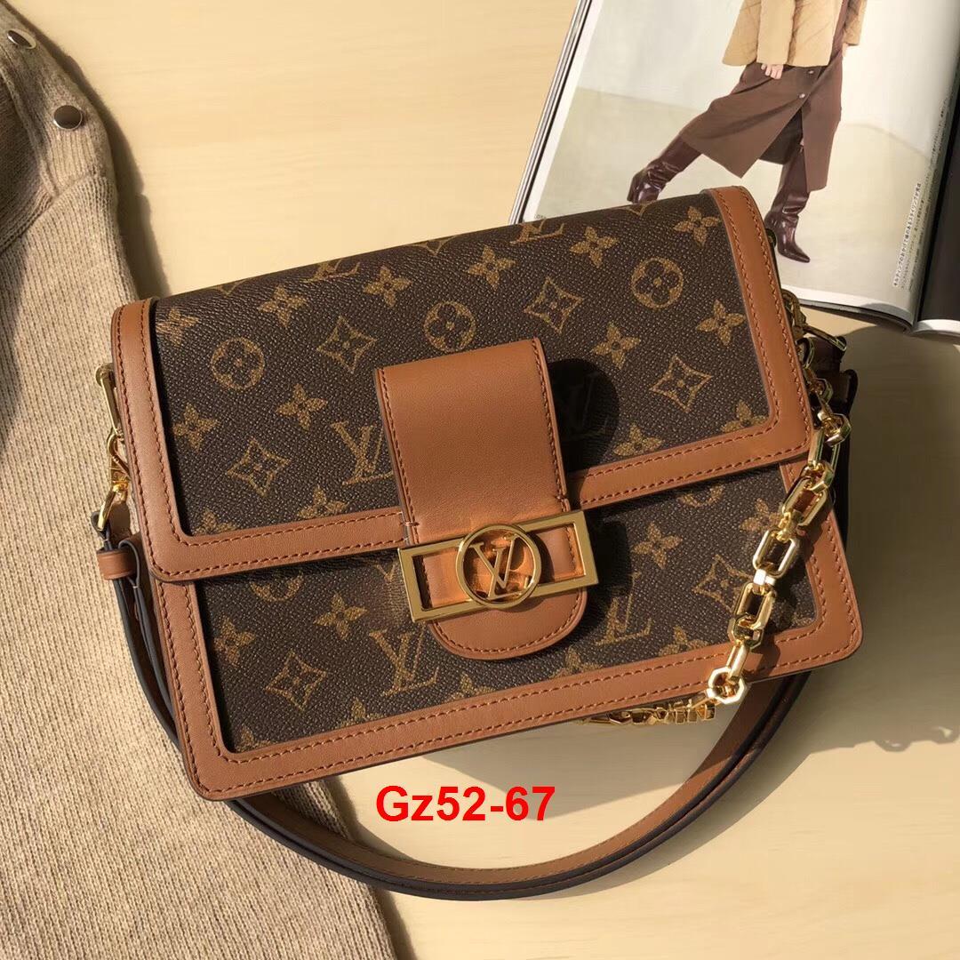 Gz52-67 Louis Vuitton túi size 25cm siêu cấp