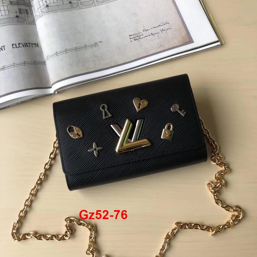 Gz52-76 Louis Vuitton túi size 19cm siêu cấp