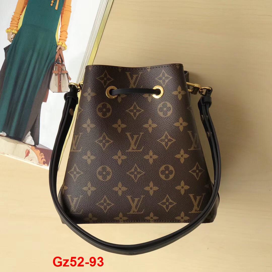 Gz52-93 Louis Vuitton túi size 20cm siêu cấp