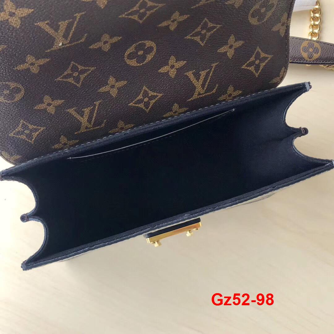 Gz52-98 Louis Vuitton túi size 21cm siêu cấp