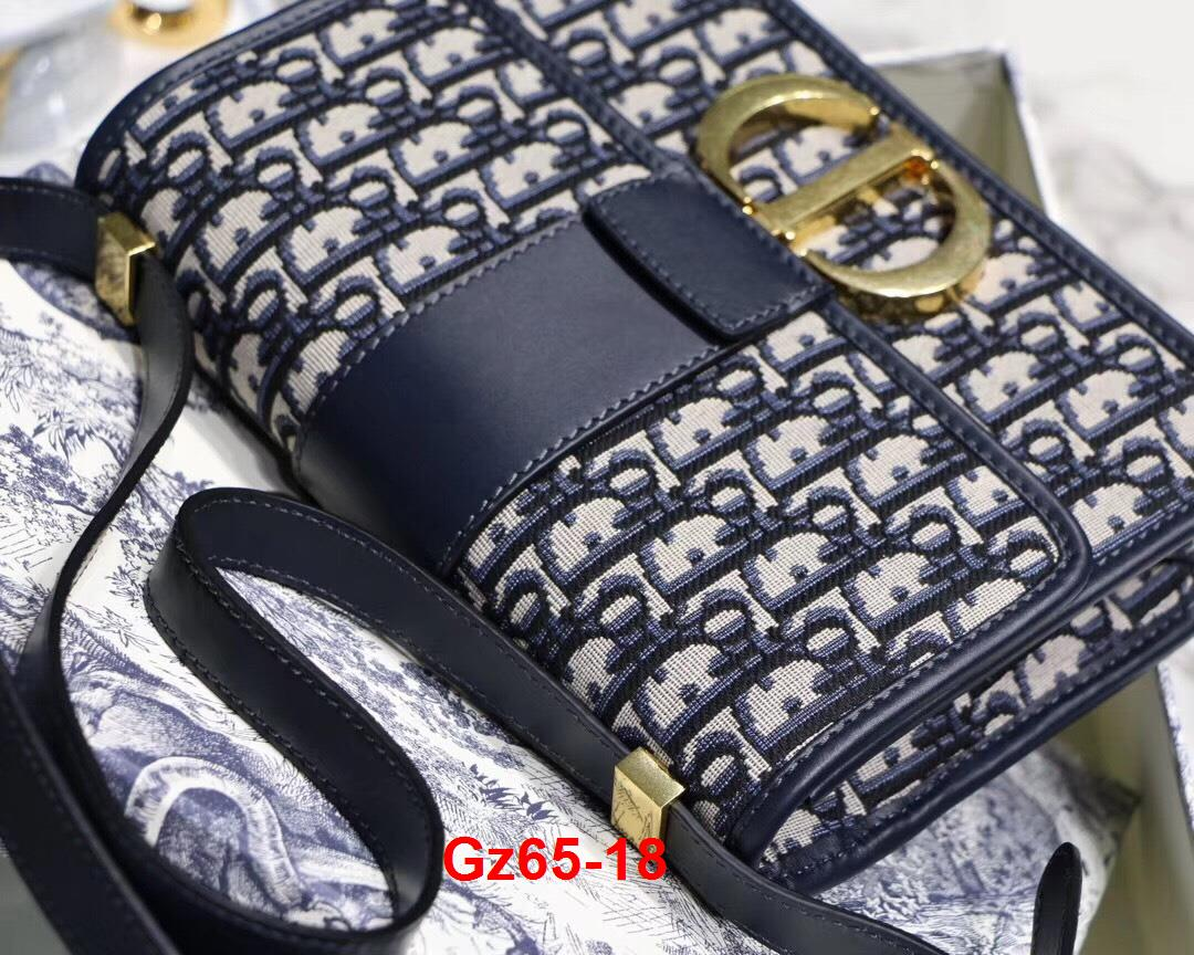 Gz65-18 Dior túi size 24cm siêu cấp