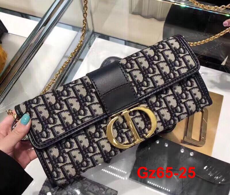 Gz65-25 Dior túi size 27cm siêu cấp