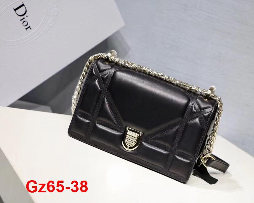 Gz65-38 Dior túi size 21cm, 25cm siêu cấp