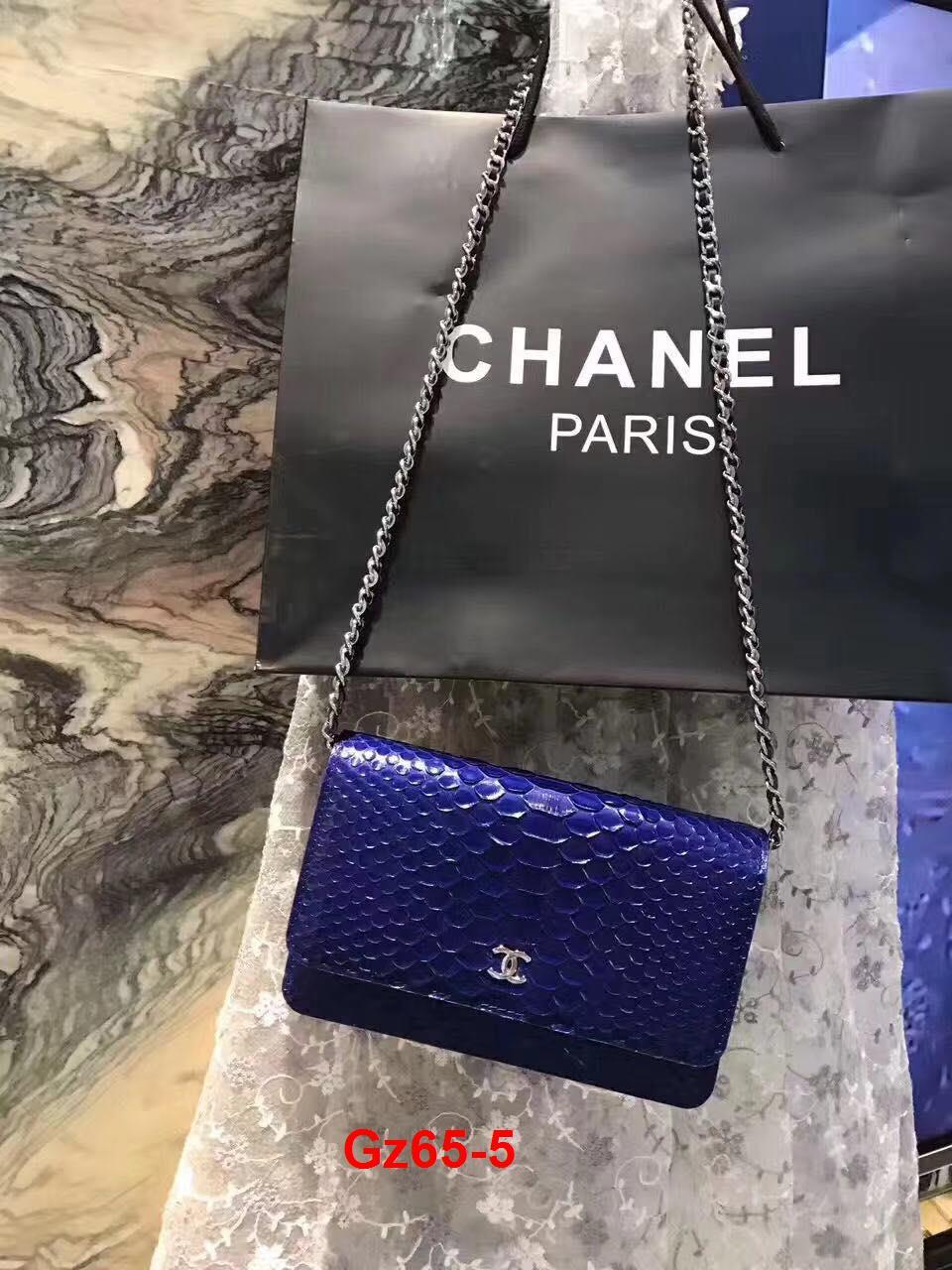 Gz65-5 Chanel túi size 19cm siêu cấp