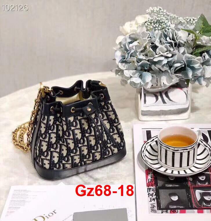 Gz68-18 Dior túi size 18cm siêu cấp