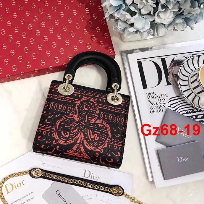 Gz68-19 Dior túi size 17cm siêu cấp