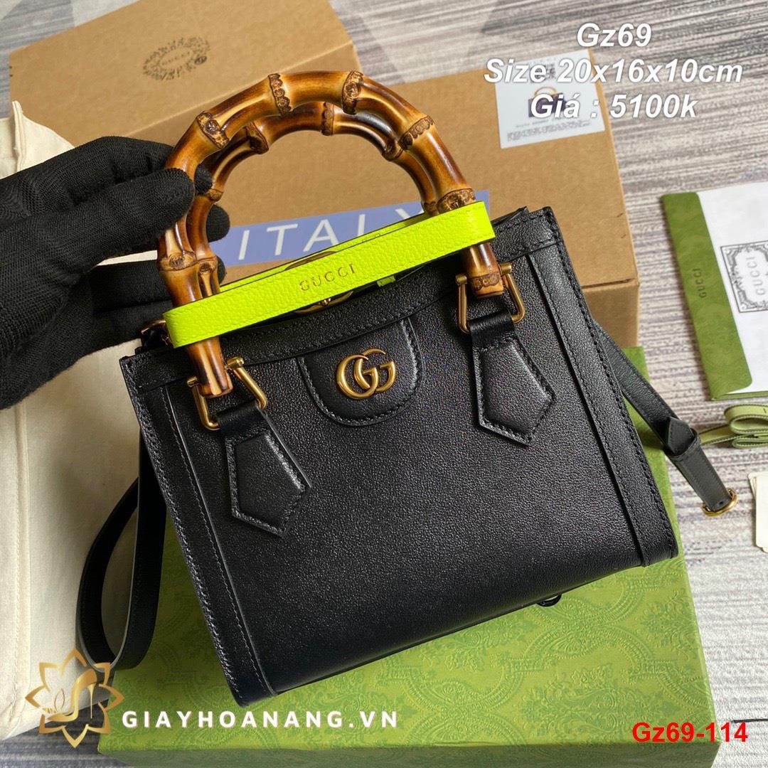 Gz69-114 Gucci túi size 20cm siêu cấp