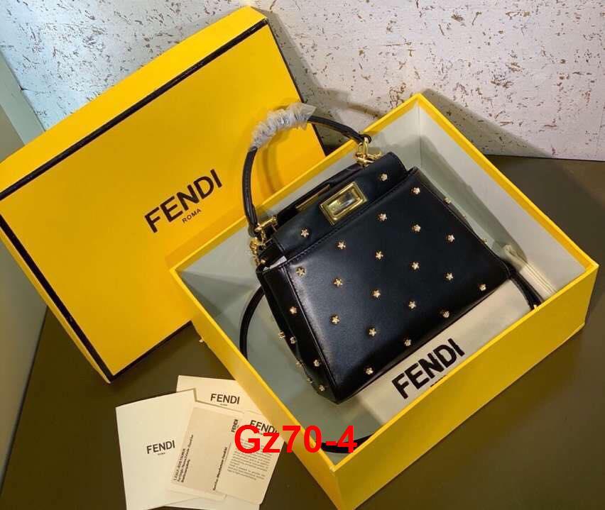 Gz70-4 Fendi túi size 19cm siêu cấp