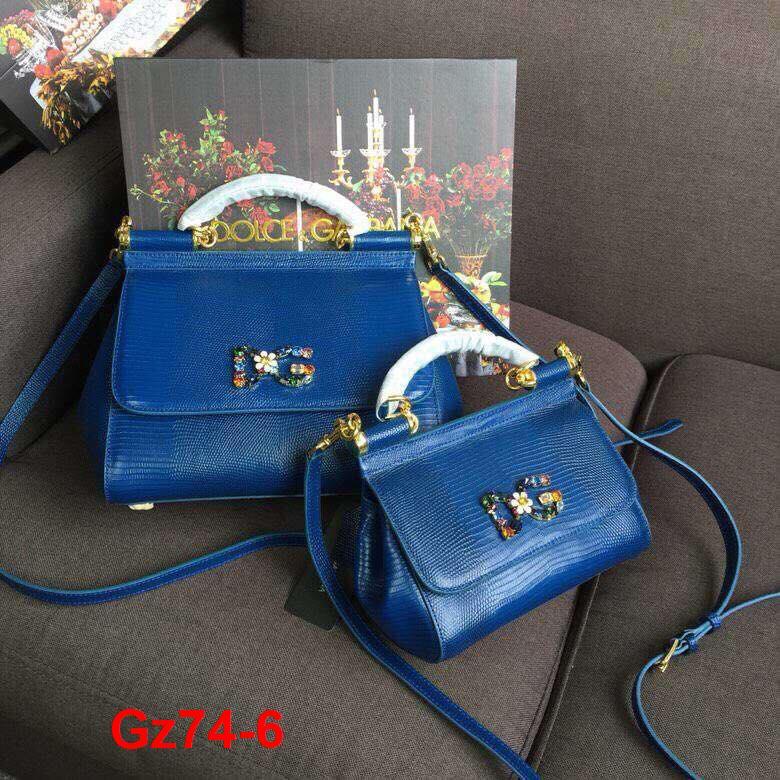 Gz74-6 Dolce Gabbana túi size 20cm siêu cấp