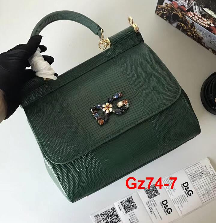 Gz74-7 Dolce Gabbana túi size 25cm siêu cấp