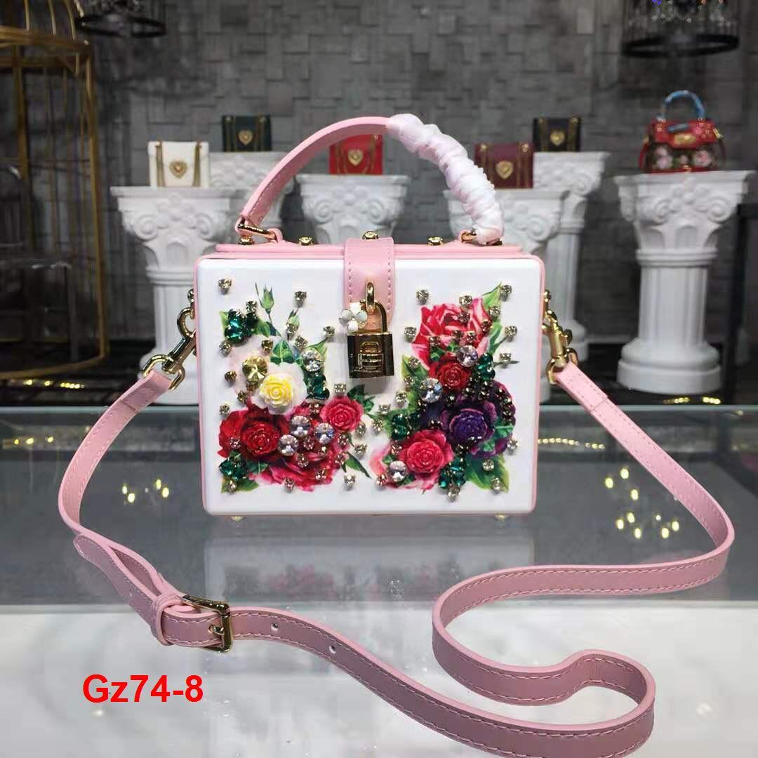 Gz74-8 Dolce & Gabbana túi  siêu cấp size 20cm