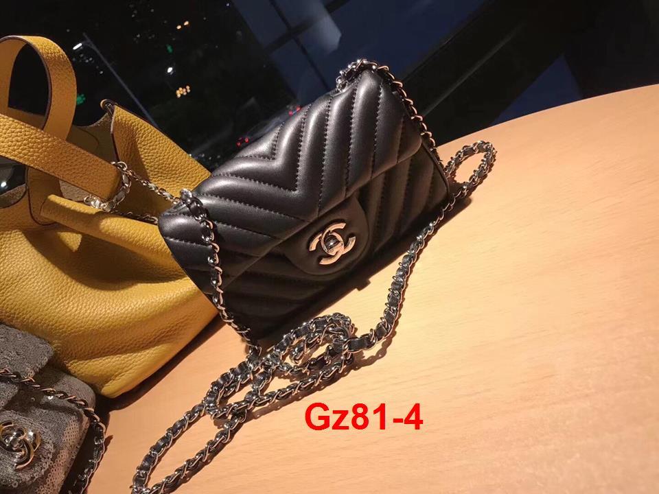 Gz81-4 Chanel Boy túi size 17cm siêu cấp