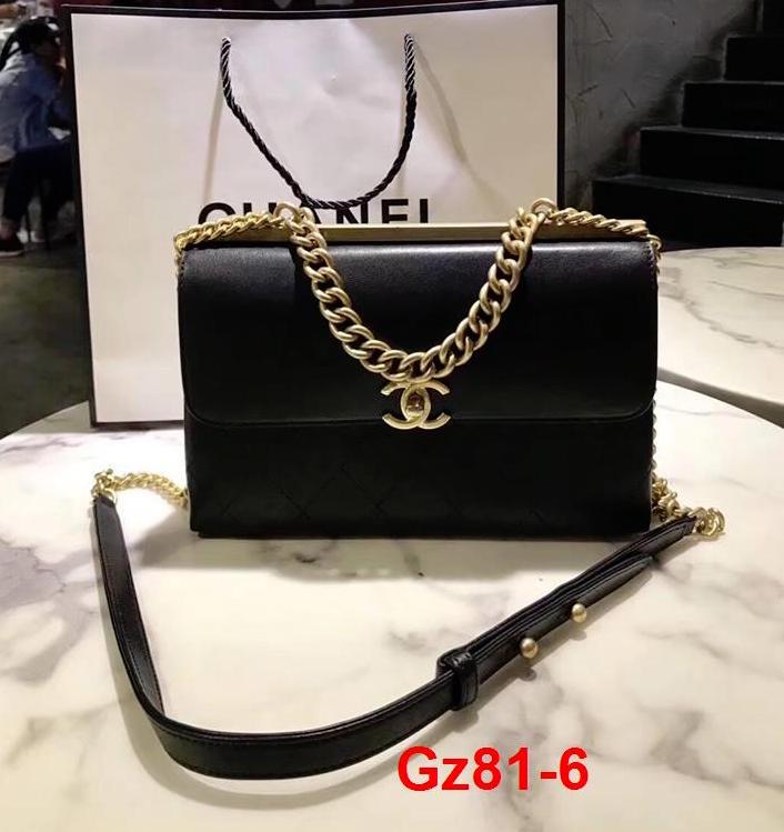 Gz81-6 Chanel túi size 23cm siêu cấp