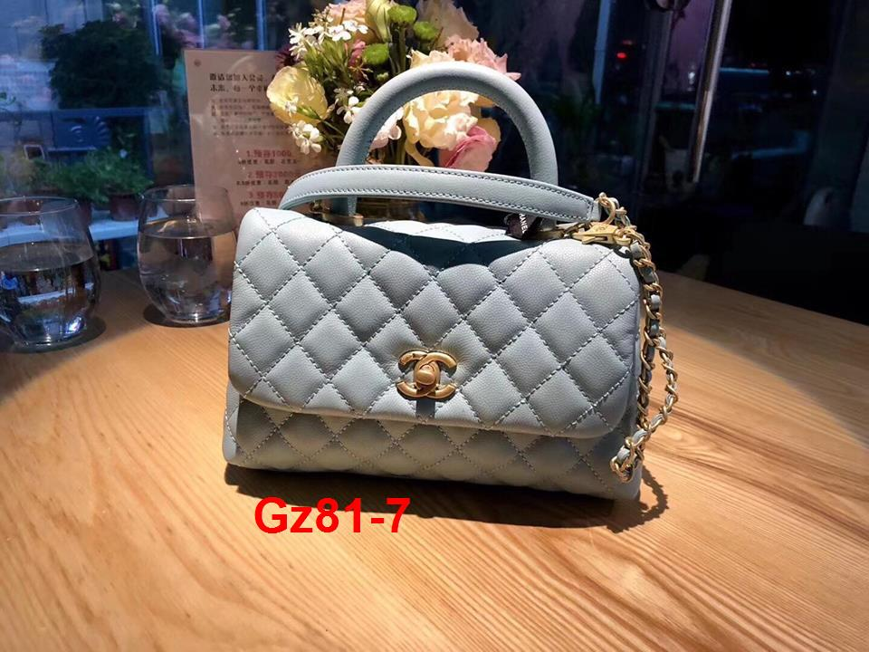 Gz81-7 SALE giá tốt Chanel túi size 23cm siêu cấp